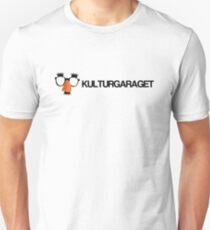 Kulturgaraget vit Unisex T-Shirt