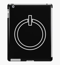 On Off - one iPad Case/Skin