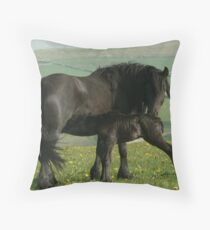 Mothers Pride Throw Pillow