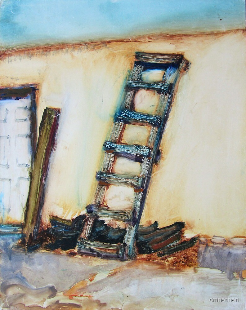 Ladder to the Sky by cmnathan