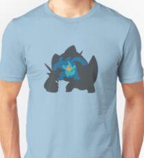 Mudkip Marshtomp Swampert Mega Swampert T-Shirt