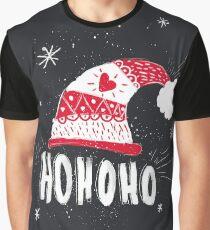 HO HO HO HO Graphic T-Shirt