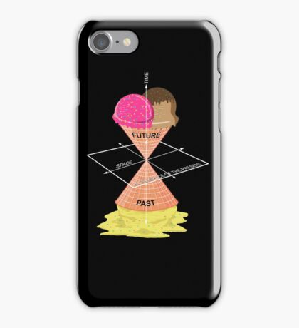 Light Cream Cone iPhone Case/Skin