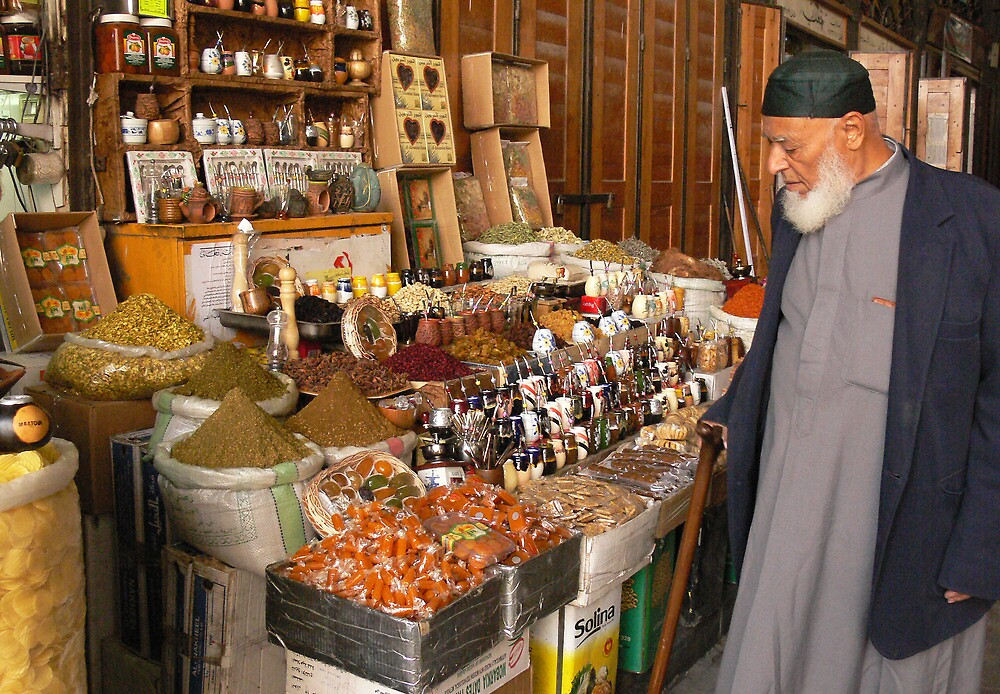 The Spice Market by Catherine Donovan