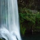 Silver falls by Jeannie Peters
