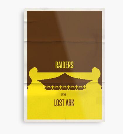 Raiders Metal Print