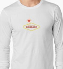 Fabulous Brisbane Long Sleeve T-Shirt