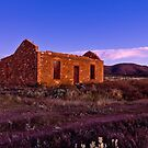 Wilson Ruin in Twilight by pablosvista2