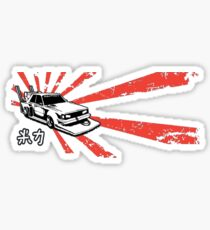 Japanese Bosozoku  Sticker