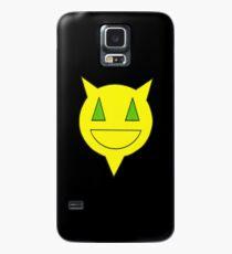 Percentum logo - black Case/Skin for Samsung Galaxy