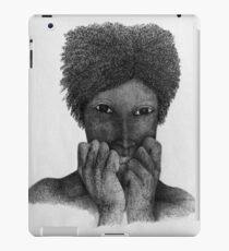 Apunda (one who is beside herself) iPad Case/Skin