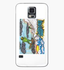 PercentumSnowboarding Case/Skin for Samsung Galaxy