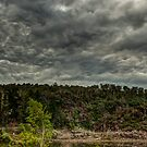 Thunder at the Gorge by paulmcardle