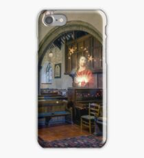 Christmas Church iPhone Case/Skin