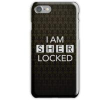 Sherlocked Wallpaper iPhone Case/Skin