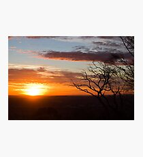 Sunset Hill Photographic Print