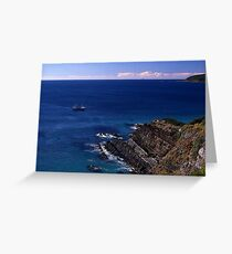 Sea View, Forster, New South Wales, Australia 2000 Greeting Card