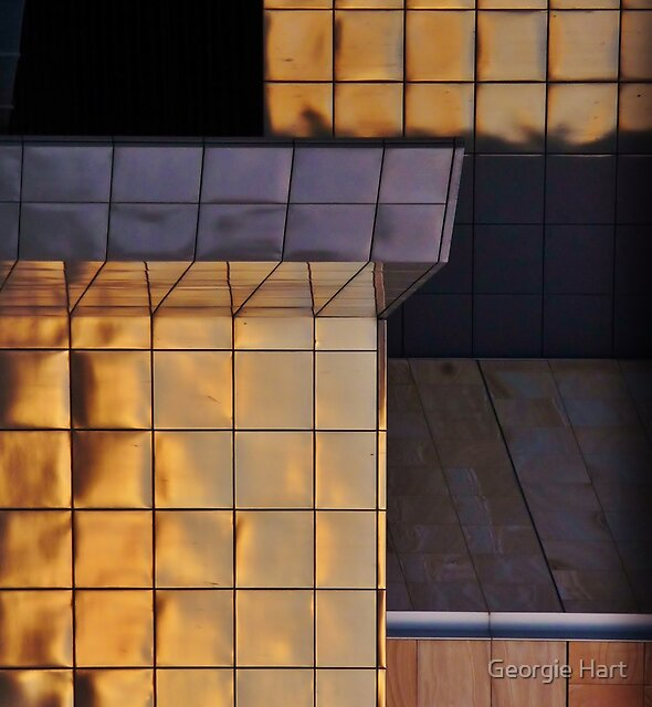 bits of buildings by Georgie Hart