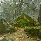 Rocks#2 by Guennadi Kalinine