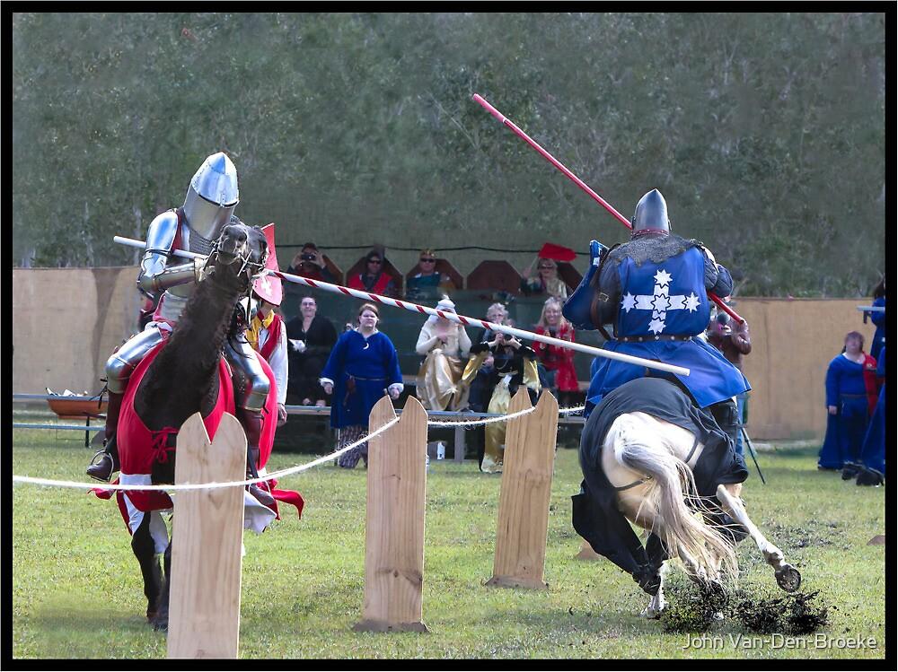 Abbey Medieval  Festival 2012  1 by John Van-Den-Broeke
