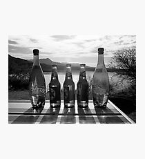 Refreshments at the Lake Photographic Print