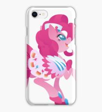 Pinkie GalaOutfit iPhone Case/Skin