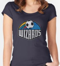 Wizards (Kansas City) Women's Fitted Scoop T-Shirt