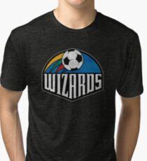 Wizards (Kansas City) Tri-blend T-Shirt