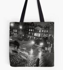 Traffic hour in Amsterdam Tote Bag