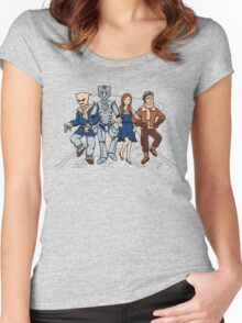 Wizard of Who Women's Fitted Scoop T-Shirt