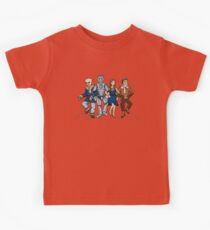 Wizard of Who Kids Tee