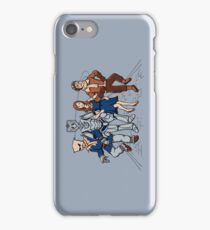 Wizard of Who iPhone Case/Skin