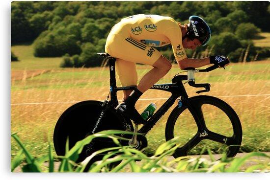 Bradley Wiggins by procycleimages