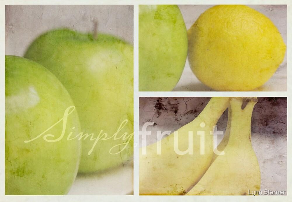 Simply Fruit by Lynn Starner