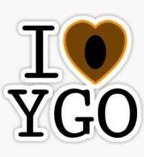 I <3 YU-GI-OH! Sticker