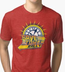 Save The Clock Tower Tri-blend T-Shirt