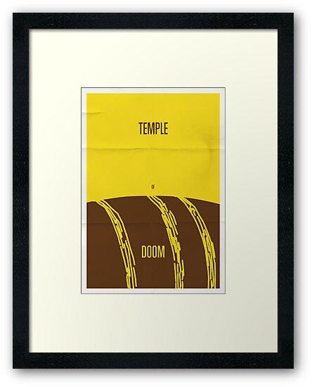 Temple by cubik