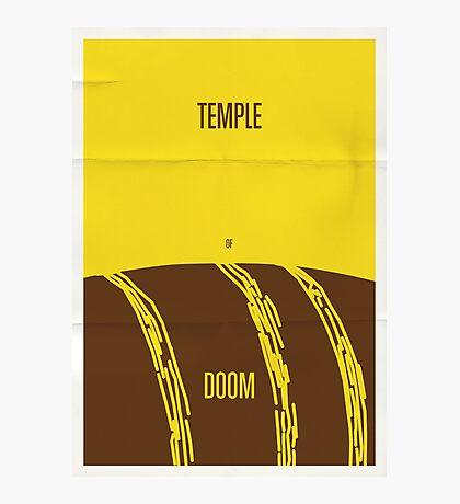 Temple Photographic Print