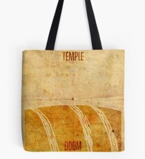 Temple (aged) Tote Bag