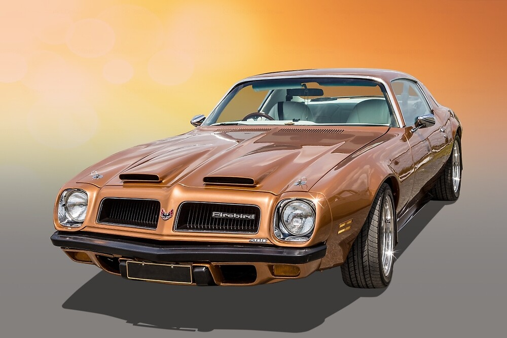 74 Firebird by Keith Hawley