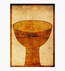 Crusade (aged) Photographic Print
