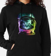 Astronaut Cat V.II Lightweight Hoodie