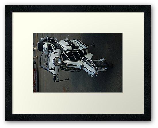 Lambretta Scooter Isle of Man by youmeus