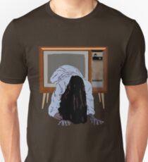 sadako's on the telly T-Shirt
