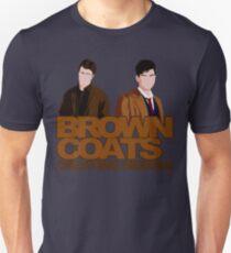 Brown Coats Unisex T-Shirt