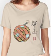 Amaterasu's Cherry Bomb Women's Relaxed Fit T-Shirt