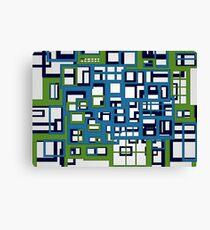 Building Blocks 1 Canvas Print
