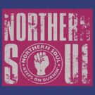 Northern Soul (PINK) by delosreyes75