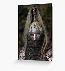 Abbey Medieval Festival  12 Greeting Card