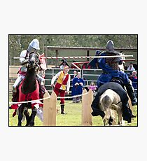 Abbey Medieval Festival 15 Photographic Print